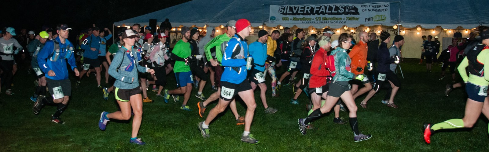 Silver Falls Marathon
